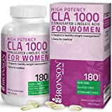CLA for Women 1000 mg High Potency 180 Softgels