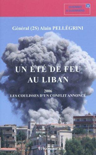 Un été de feu au Liban