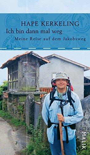 Buchseite und Rezensionen zu 'Ich bin dann mal weg: Meine Reise auf dem Jakobsweg' von