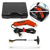 Cortador eléctrico de poliestireno, 250 W, cortador de alambre caliente eléctrico, cortador de poliestireno + cuchillas de 250 mm, cortador de calor