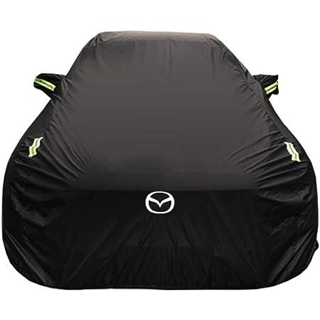 Autoabdeckung Mazda Mx 5 Cabrio Spezielle Auto Abdeckung Auto Kleidung Dicke Oxford Tuch Sonnenschutz Regen Abdeckung Auto Tuch Auto Abdeckung Größe Oxford Cloth Single Layer Küche Haushalt