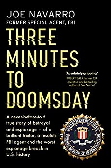 Three Minutes to Doomsday by [Joe Navarro]