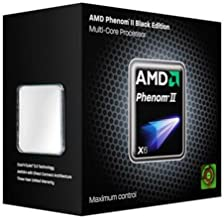 AMD Phenom II X6 1090T Processor, Black Edition (HDT90ZFBGRBOX)
