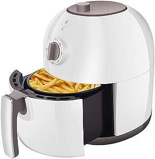 ZC Dawn Power Air Fryer, Electric Fryer Oil Free French Fries Machine Intelligent Smokeless Fryer with Air Fryer Recipes EU/AU/UK/US Plug,UKplug