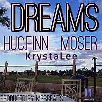 Dreams (feat. Huc Finn & KrystaLee)