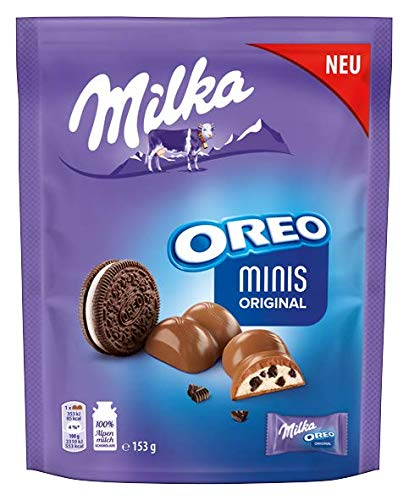 Milka Oreo Minis Original (5 x 153g Beutel)