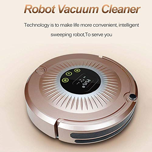 Lowest Price! MCJL Robot Vacuum Cleaner 3000paStrong Robotic Vacuum, Auto Charge, Daily Plan Cleanin...