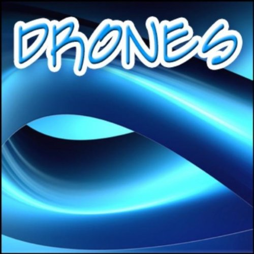 Sci Fi, Drone - Light Cascading Musical Drone, Space Drones & Electronic Tones