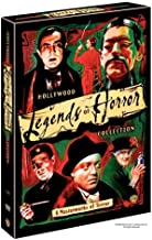Hollywood's Legends of Horror Collection: (Doctor X / The Return of Doctor X / Mad Love / The Devil Doll / Mark of the Vampire / The Mask of Fu Manchu)