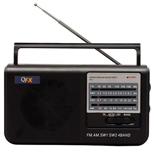 QFX R-3 Radio,
