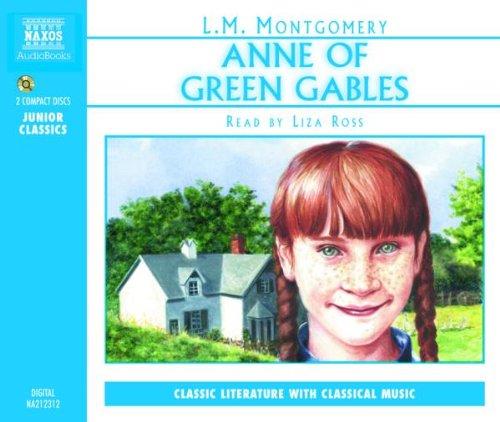 Anne of Green Gables (engl. Hörbuch/CD)