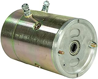 DB Electrical LMY0003 New Snow Plow Motor for Meyer Meyers 15829 15841 - Heavy Duty, E57 & E60 Pumps, E57, E57H, E-60H 12Volt 4.5