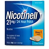 Nicorette Nicotinell 24Hour TTS30 Patches 21mg Step 1