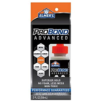 Elmer s E7501 2-Ounce Advanced ProBond Advanced Professional Multi-Surface Bond with 100-Percent Weatherproof Glue