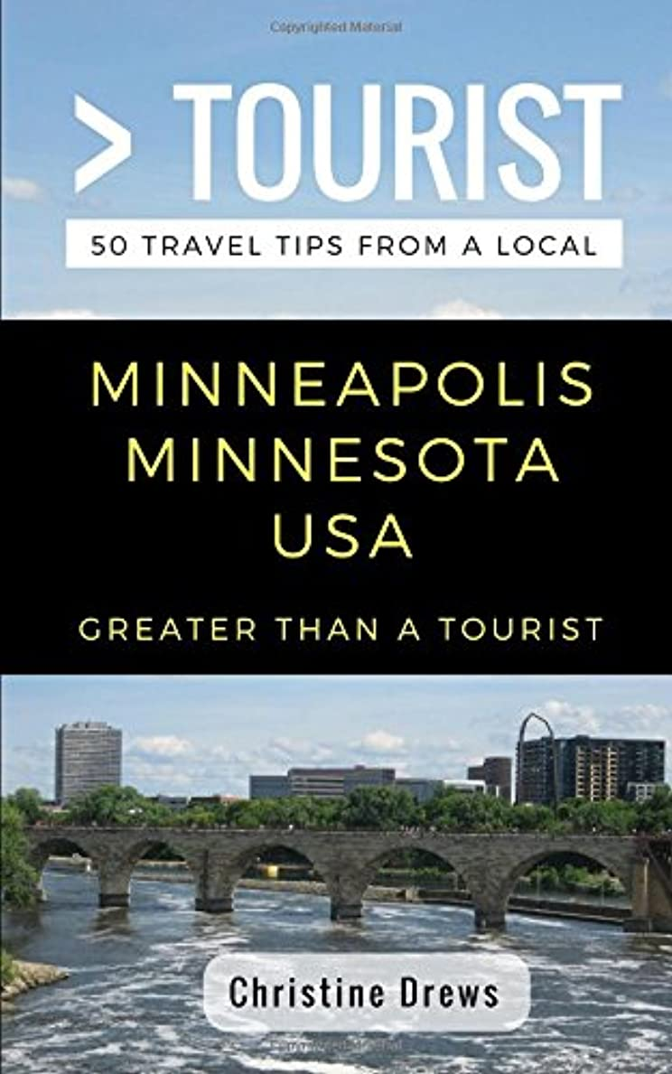 プリーツ脆いプレミアGreater Than a Tourist- Minneapolis Minnesota USA: 50 Travel Tips from a Local
