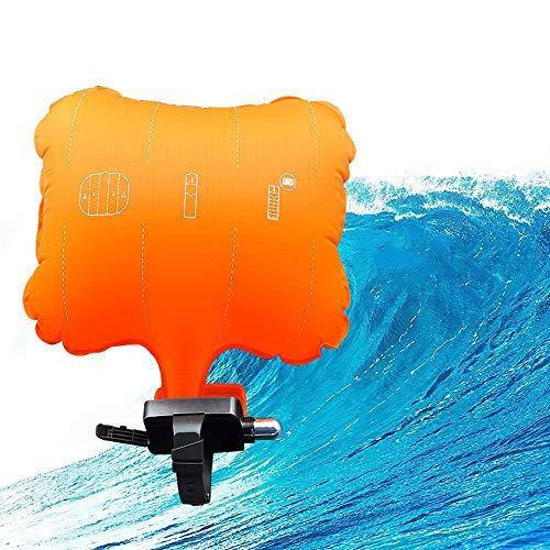 ZJJ Anti-Ertrinkendes Armband, tragbares Schwimmarmband für Erwachsene Kinder Schwimmhilfen im Freien Wassersport Lebensrettende Airbag-Schwimmsicherheitsvorrichtung
