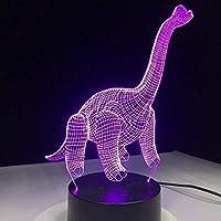 giyiohok 3DLedナイトライトアニメテーブルランプキッズおもちゃギフト部屋の装飾赤ちゃんの睡眠照明-B21-B4