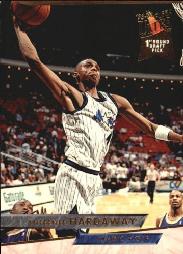 1993-94 Ultra #305 Anfernee Hardaway RC Rookie NBA Basketball Trading Card Orlando Magic