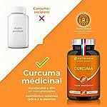 Curcuma 100% Naturel   Association Curcumine & Poivre Noir pour une Haute Absorption   Nutrimea   Anti-inflammatoire & Antioxydant   Douleurs Articulaires   90 Gélules Vegan   Fabriqué en France #2