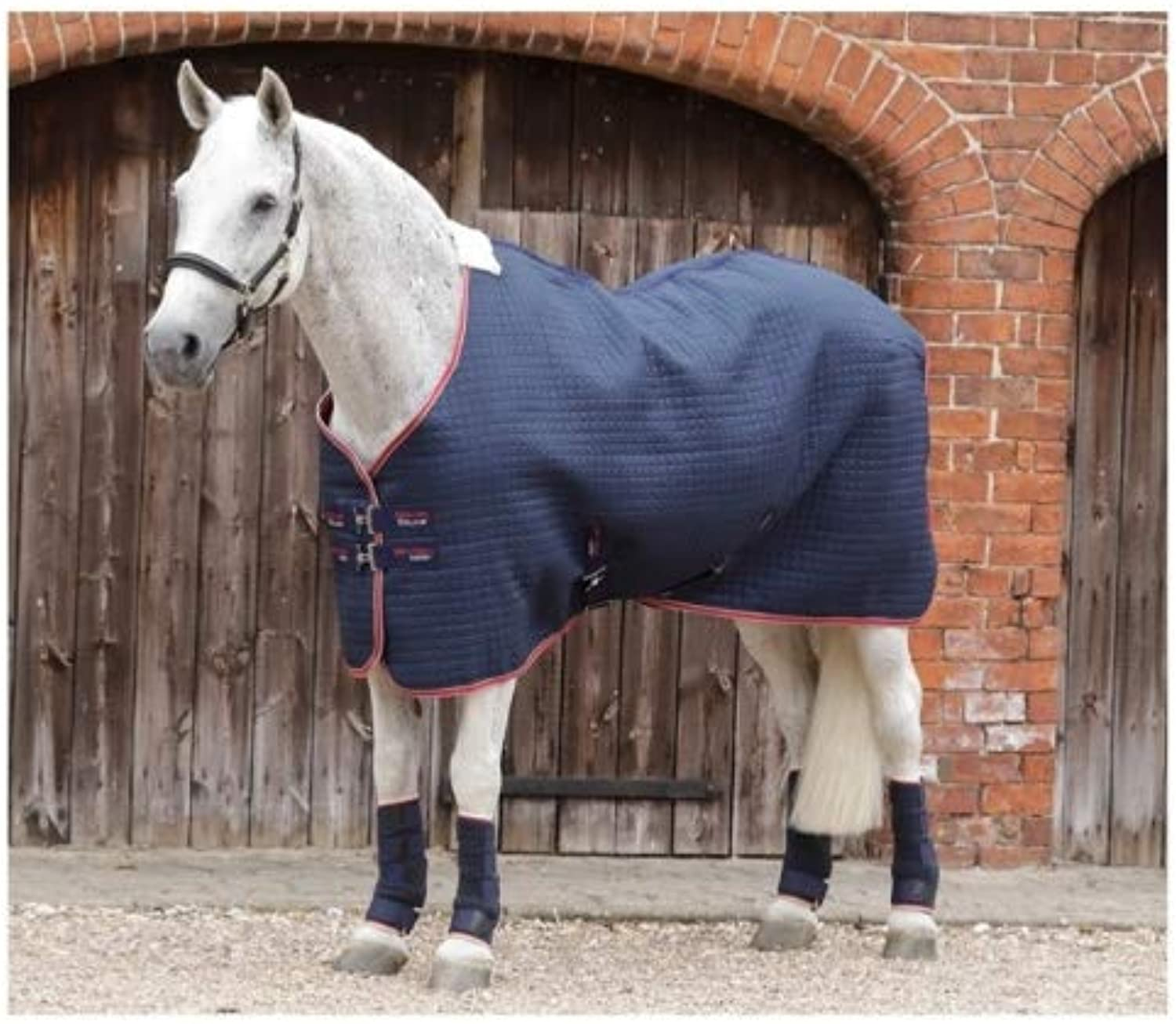 Premier Equine DryTech Horse Cooler Rug Ceiling Size 6'9'', Ceiling Colour Navy
