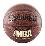 Spalding NBA Tack Soft Indoor-Outdoor Basketball