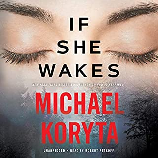 If She Wakes audiobook cover art