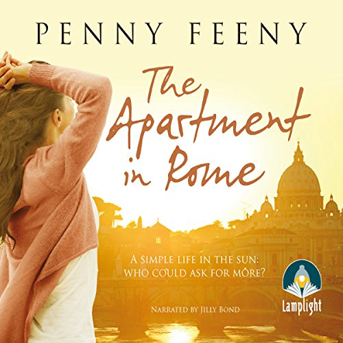 The Apartment in Rome audiobook cover art