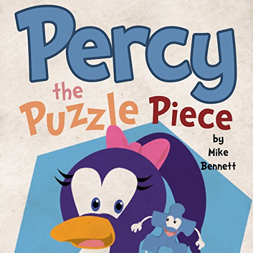 Percy the Puzzle Piece cover art
