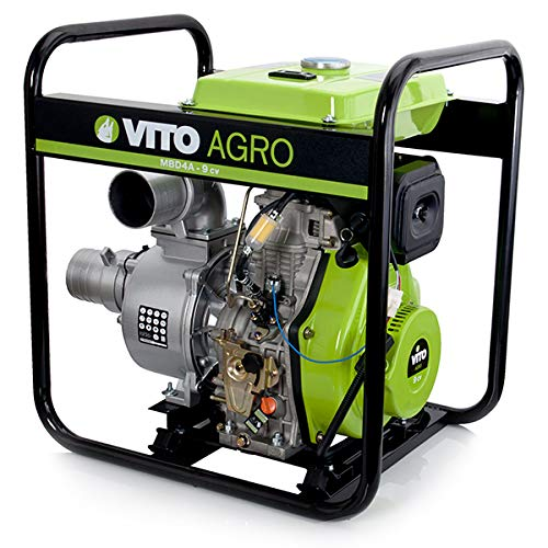 "vito Agro Motobomba Diesel 4"""