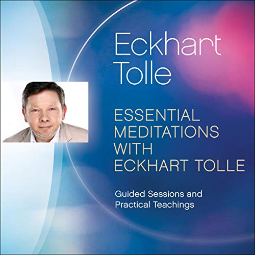 Essential Meditations with Eckhart Tolle cover art