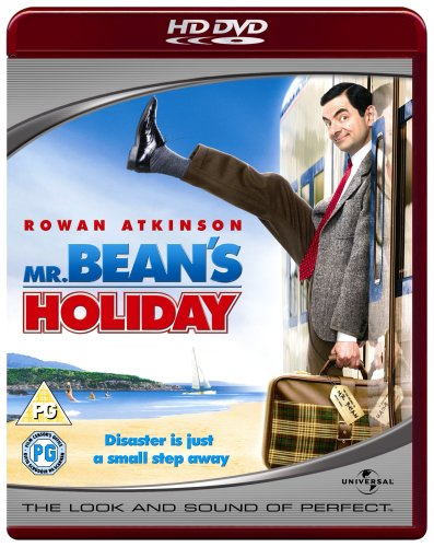 Mr. Bean's Holiday [HD DVD]