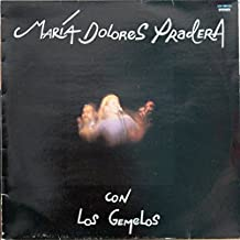 Maria Dolores Pradera - Maria Dolores Pradera Con Los Gemelos - Zafiro - LM-1.061