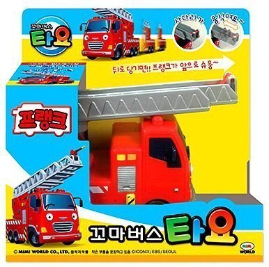 Tayo Little Bus Toy - Frank by