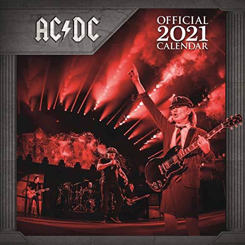 AC/DC Wandkalender, Papier, Standard