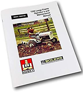 Best bolens 1250 garden tractor Reviews