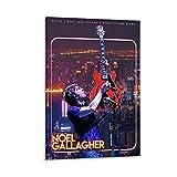 YUANZHIG Noel Gallagher Gitarristen-Poster, dekoratives