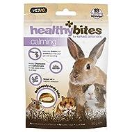 SIPW - VetIQ Healthy Bites Small Animal Calming Treats Rabbits, Guinea Pigs, Hamsters 30G