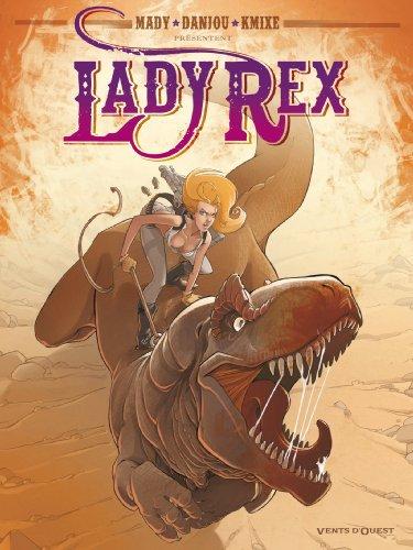 Lady Rex (24X32)