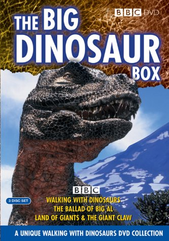 Walking With Dinosaurs - Collection (The Big Dinosaur Box) [4 DVDs] [UK Import]