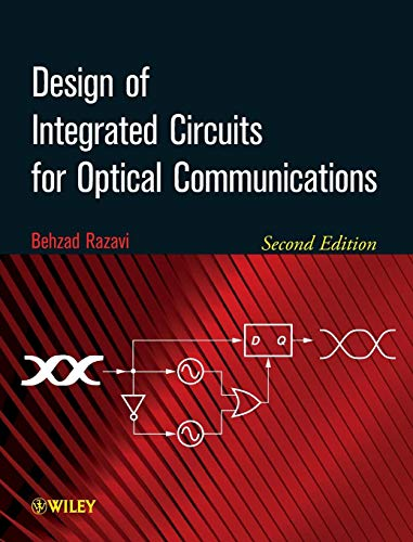 Design of Integrated Circuits for Optical Communications PDF Books