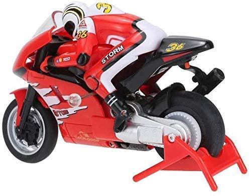 Zixin 1: 20 remota de la balanza USB de Control de Carga de la Moto RC Motocicleta del Coche de 4 Canales RC Coche salga a 2 Ruedas con Construido en el giroscopio for Regalos de cumpleaños for niños