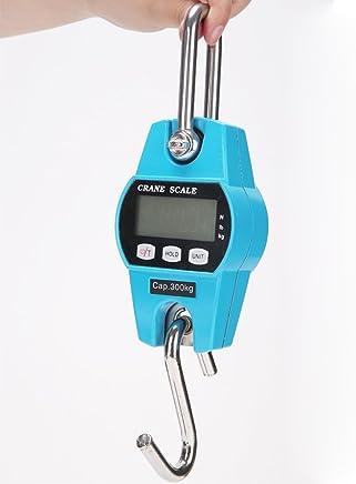 Ocama 4-300KG High-Precision Electronic Portable Scale Digital Scale Electronic Crane Scale