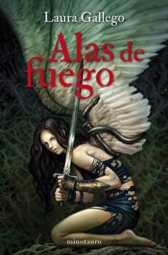Alas de fuego (Biblioteca Laura Gallego)