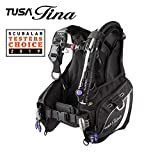 TUSA Tina BCD with AWLSIII, Black, Small