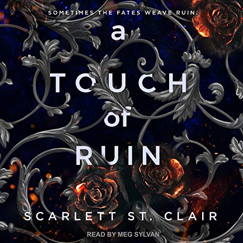 A Touch of Ruin: Hades & Persephone, Book 2