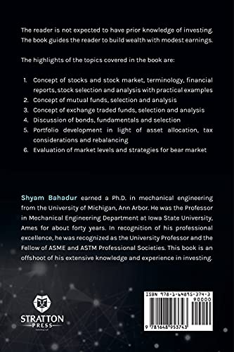 51WPMP8DYcS. SL500  - Guide to investing in Stocks, Bonds, ETFS and Mutual Funds: A Beginner's Guide to Building Wealth