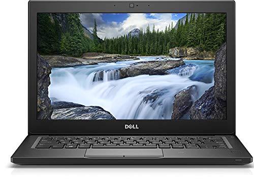 Dell Latitude 7290 12.5' HD Business Laptop, Intel Core i5-8350U, 256GB SSD, 16GB DDR4, Webcam, Bluetooth, Windows 10 Pro (Renewed)