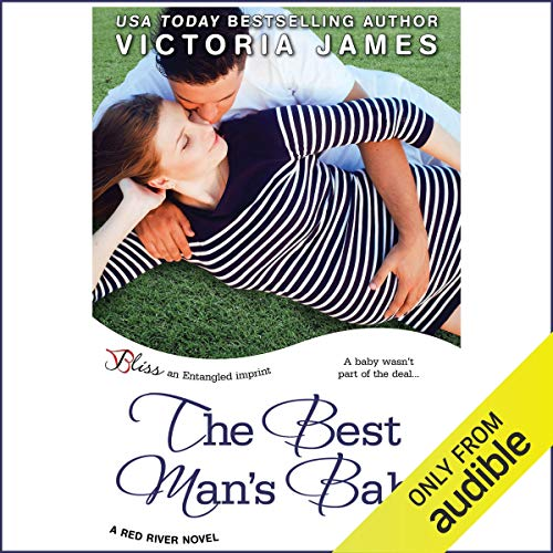 The Best Man's Baby cover art