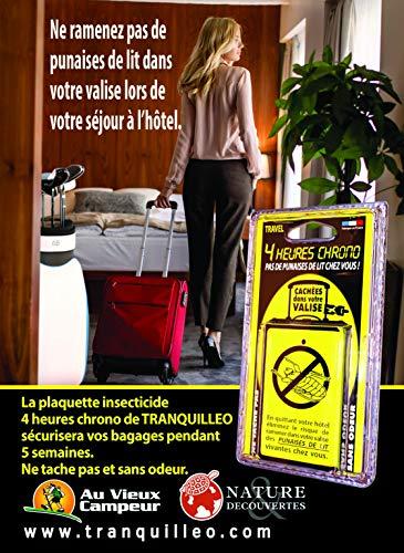 Vivre-Mieux MTB Bettwanzen Bettwäsche für Koffer und Gepäck
