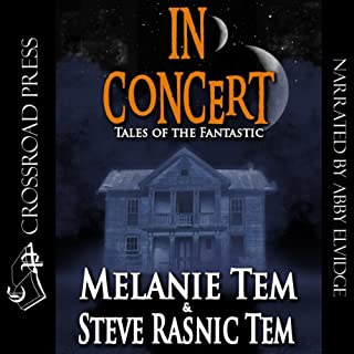 In Concert                   By:                                                                                                                                 Steve Rasnic Tem,                                                                                        Melanie Tem                               Narrated by:                                                                                                                                 Abby Elvidge                      Length: 15 hrs and 11 mins     6 ratings     Overall 4.3